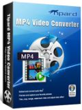 Tipard MP4 Video Converter 7.1.50 Giveaway