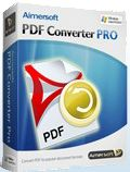 Aimersoft PDF Converter Pro 3.1.1 Giveaway