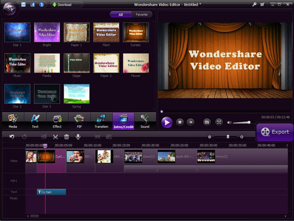 wondershare video editor exe free download
