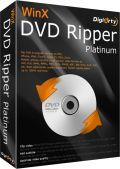 WinX DVD Ripper Platinum 7.5.7 Giveaway