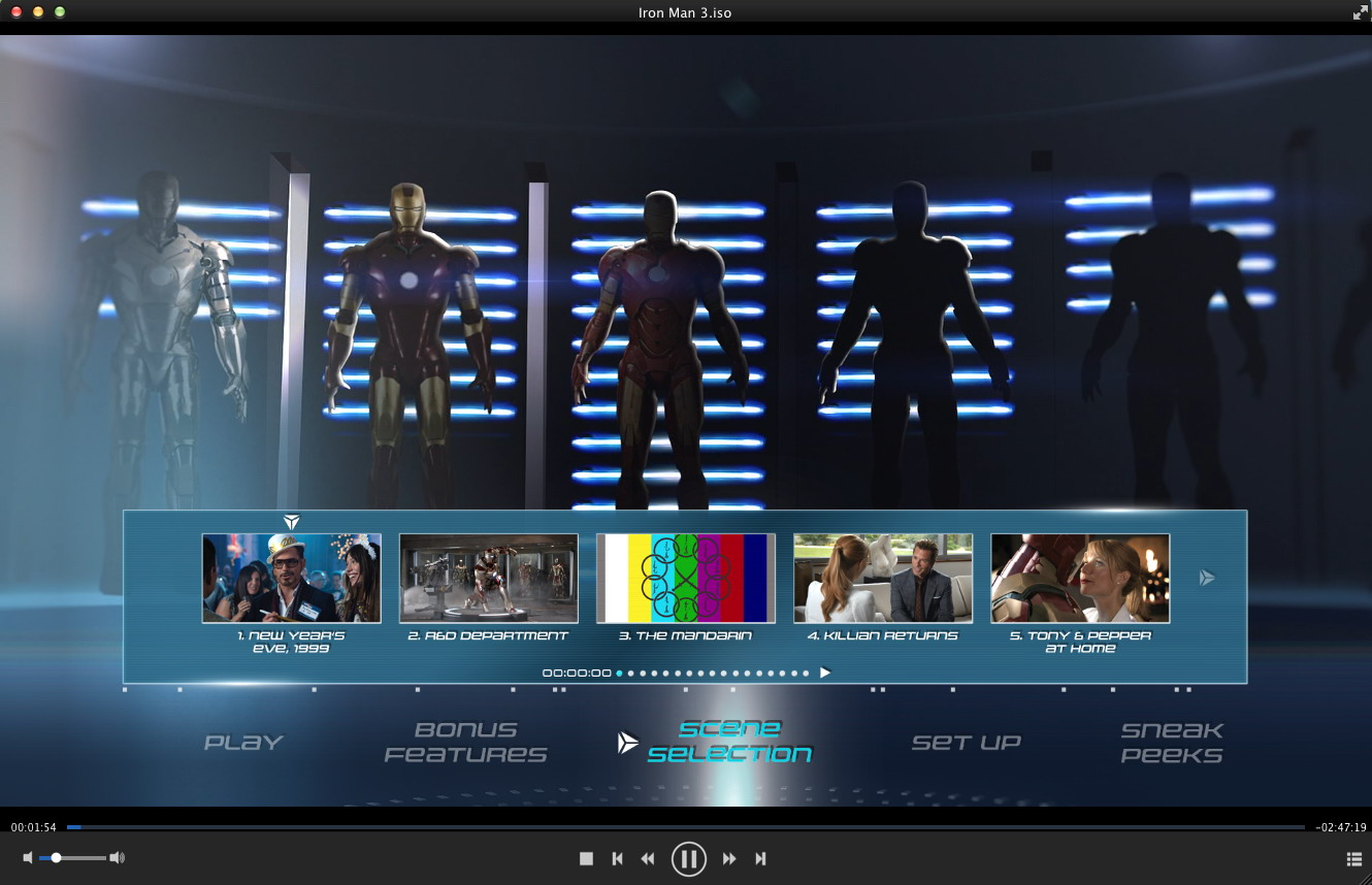 ... licensed software daily — DVDFab Media Player 2.4.3 (Win and Mac