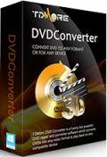 TDMore DVD Converter 1.0 Giveaway