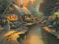 Christmas Night Animated Wallpaper Giveaway