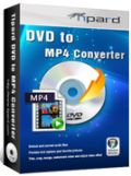 Tipard DVD to MP4 Converter 7.1.52 Giveaway