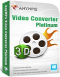 AnyMP4 Video Converter Platinum 6.1 Giveaway