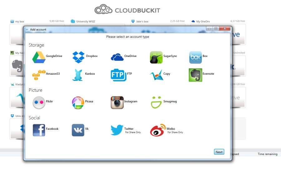 مجانا CloudBuckit برنامج مدير الحسابات للرفع السحابي والتخزين والمشاركة المتع بوابة 2014,2015 900-3.jpg
