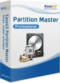 EaseUS Partition Master Pro 10.2 Giveaway