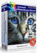 Artensoft Photo Mosaic Wizard 1.8 Giveaway