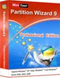 MiniTool Partition Wizard Pro 9.0 Giveaway