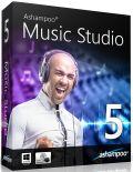 Ashampoo Music Studio 5.0.7 Giveaway