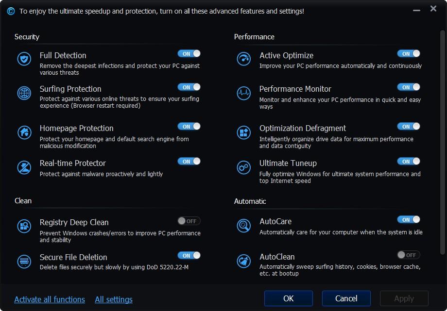 licença advanced systemcare 8.2