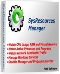 SysResources Manager 12.4 Giveaway