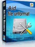 Aidfile Format Drive Recovery 3.67 Giveaway