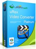 uRex Video Converter Platinum  5.0 Giveaway